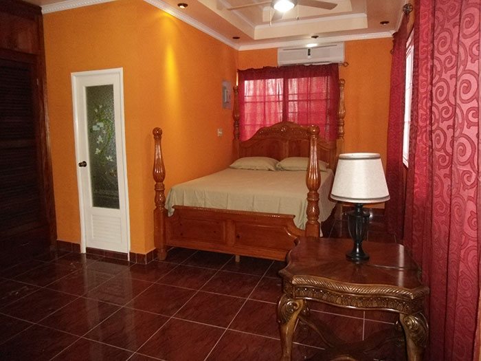 FURNISHED 4 BEDROOM HOME FOR RENT IN BELMOPAN