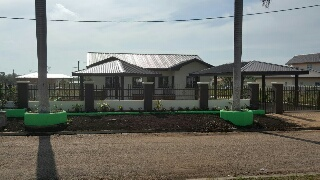 New Home 3 Bedroom, 2 bath home for rent in Belmopan