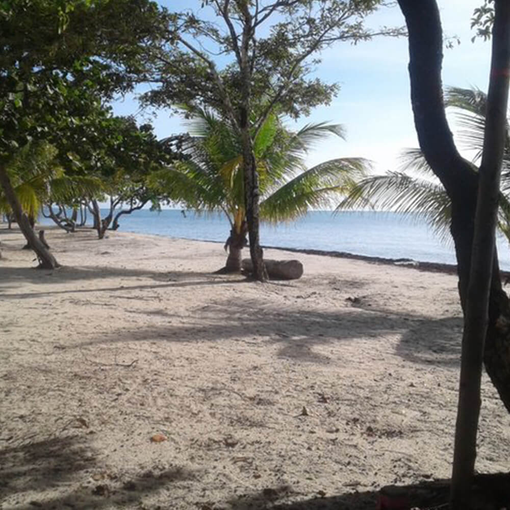 Beachfront Lot, Maya Beach, Belize