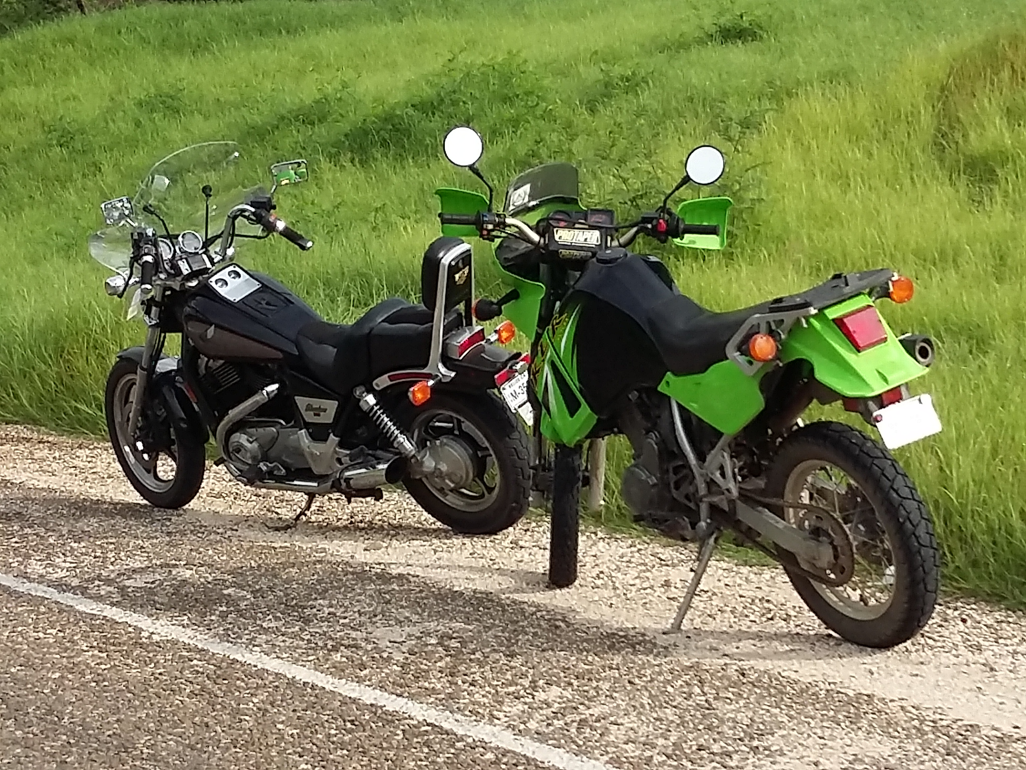 KLR 650, 1100 Shadow FOR SALE