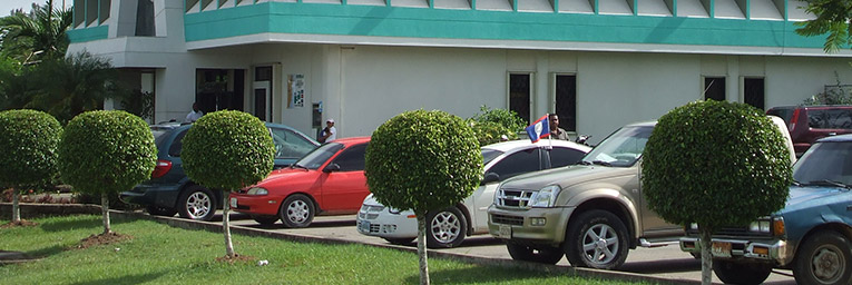 Belmopan Belize - Vehicles