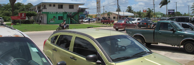 Belize Car Information - Driving in Belize
